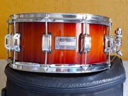 Caixa Odery Eyedentity + Case solid sound + Hit-hat Karpius 14""