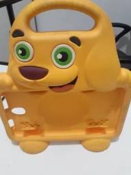 Tablet Intel com suporte infantil