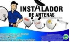 Reparos de antenas iks sks apontamento instalacao recovery