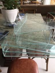 Caixas de vidro
