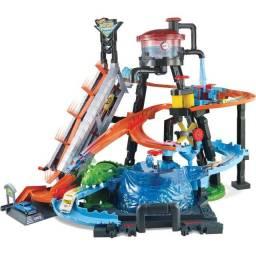 Hot Wheels Lava Rapido Ataque Do Jacare - Mattel