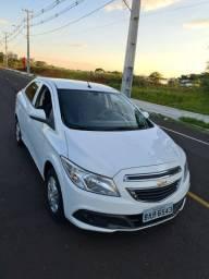 Chevrolet Prisma 1.0 LT 2015 Único Dono Impecável Completo