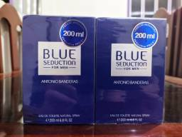 Perfume Blue Seduction 200ml Masculino | Original Lacrado