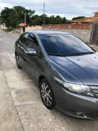 Honda City Ex 1.5 flex / Gnv 5ª 2010 Muito novo !!!