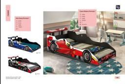Mini Cama Fórmula 1