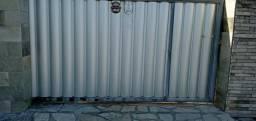 Portão de alumínio !