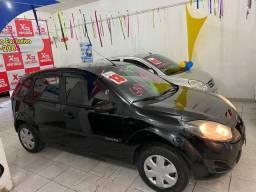 Fiesta GNV prestação 499 + entrada