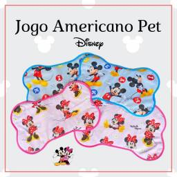 Jogo americano Pet