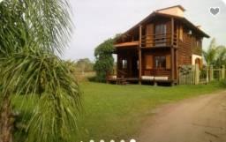 Alugo cabana Lagoa dos Barros