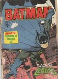 Batman - 2ª serie - 1988 - 84pg - Quadrinhos DC-Abril