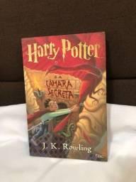Título do anúncio: Livro Harry Potter e a Câmera Secreta 1ª edição
