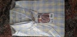 Camisa manga curta tamanho 5