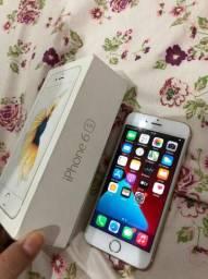 IPhone 6s na caixa