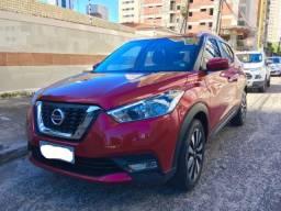Título do anúncio: Nissan Kicks SV 1.6 16v CVT 2018 - Único Dono