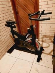 Bicicleta Spinning ACEITO CARTÃO/ ENTREGO