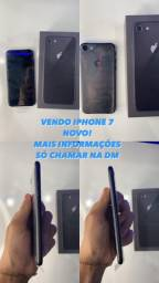 iPhone 7 32gb Novo na caixa