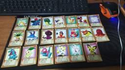 20 Cartas de Pokemon