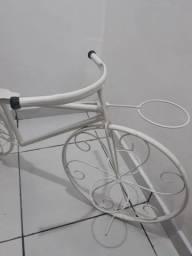 Bicicleta decorativa para vasinho dr plantas