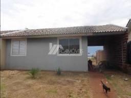 Casa à venda com 2 dormitórios em Cj hab pantanal, Floresta cod:623176