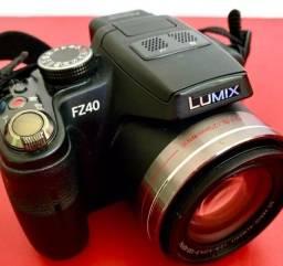 Câmera lumix fz40