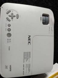 Projetor de imagem NEC