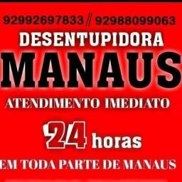 Desentupidora Manaus está pronto para resolver seu problema