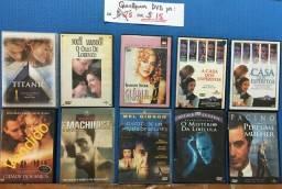 Filmes Dvds novos e usados