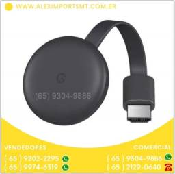 Chromecast 4k Streaming Media Player Google Chrome Cast