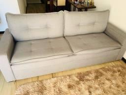 Conjunto de sofás 2 e 3 lugares