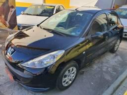 Peugeot 207 Xr 1.4 -2009 - Flex - Completo