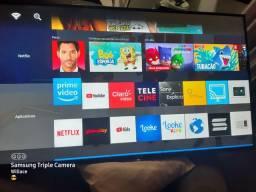 Título do anúncio: TV de 55 polegadas marca Sony
