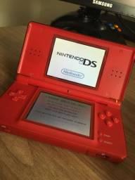 Nintendo ds vermelho