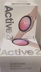 Smartwatch Samsung Galaxy Active2 Lte 4g R835 Rosa 40mm