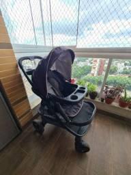 Carrinho GRACO com bebê conforto