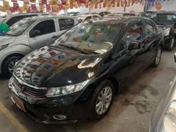 Civic LXS automático 2014 52.900
