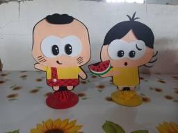 Totem turma da Mônica toy