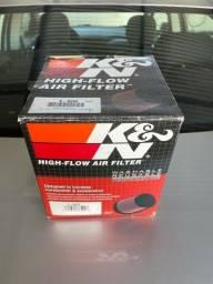 Filtro esportivo K&N Cruze 1.4 Turbo