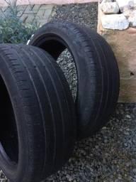 Título do anúncio: 2 pneu aro 17