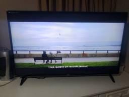 Título do anúncio: Tv smart LG 43pol