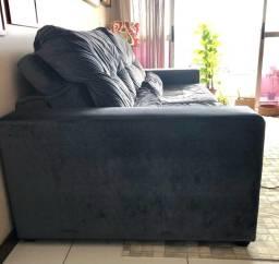 Vende-se sofá de suede