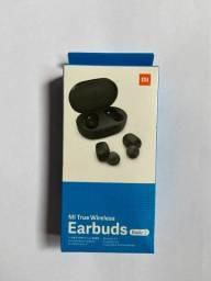 Xiamoi Airdots 2 - Earbuds Basic 2 Novo Lacrado - até 12x sem juros no cartão