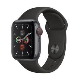Relógio inteligente SmartWatch IWO 12 44mm Preto Aceito cartão