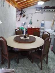 Mesa estilo colonial