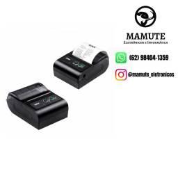 Impressora Térmica Bluetooth Recarregável Bivolt 58mm