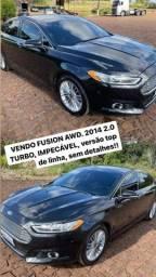 Fusion 2.0 awd 2014
