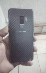 Samsung s9+ e fone Bluetooth novo