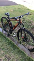 Título do anúncio: Bike Aro 19 Semi Nova