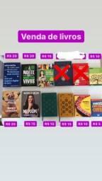 Título do anúncio: Venda de livros - Títulos diversos