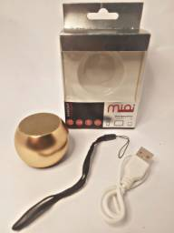 Caixinha de som bluetooth mini speaker