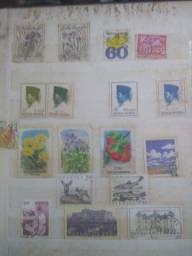 Vendo selos antigo
